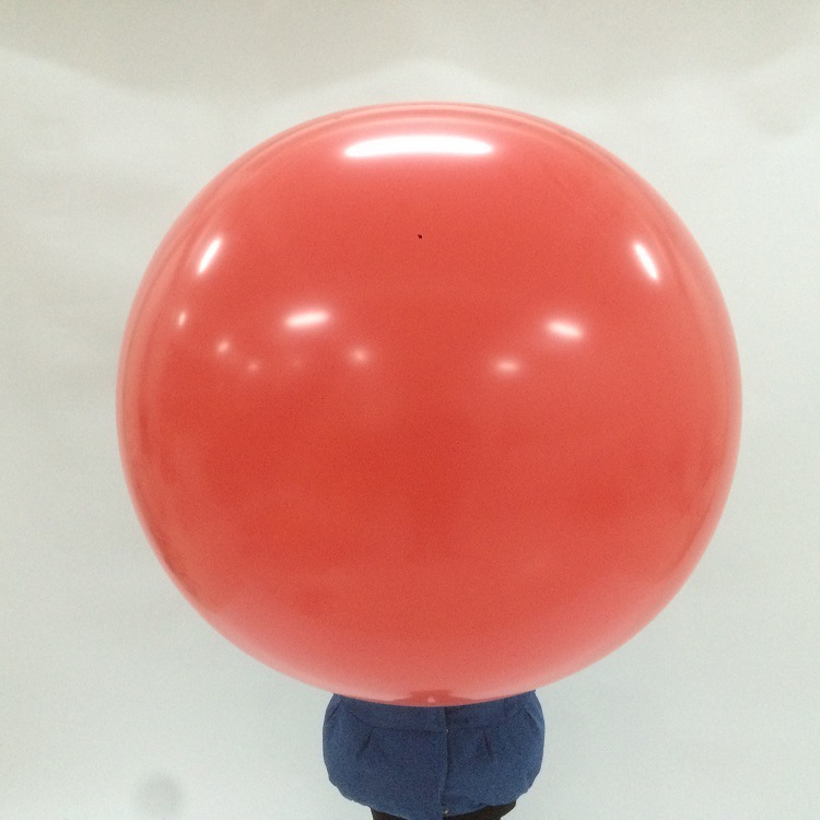 Thailand Natural Latex 36 inch round weddings balloons