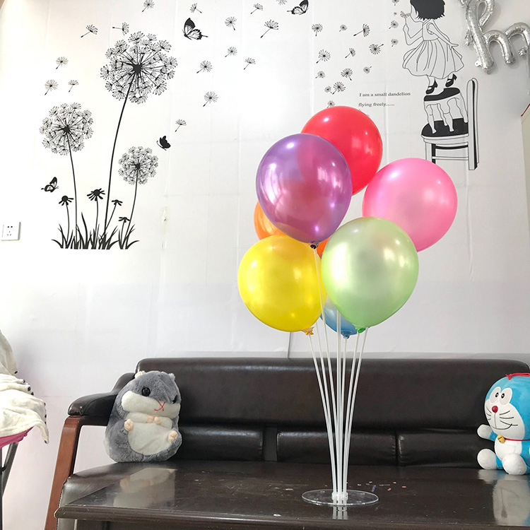 Balloon accessory Plastic Table Balloon Stand