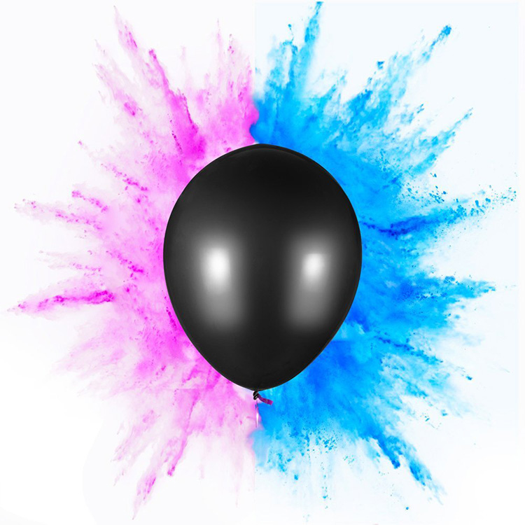 Pink or Blue Powder Gender Reveal Balloons